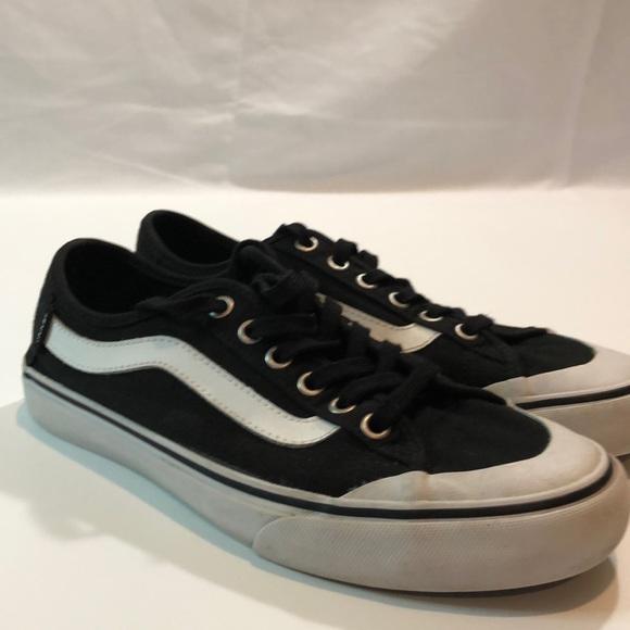 Vans Other - Men's Vans  skateboarding shoes 6.5